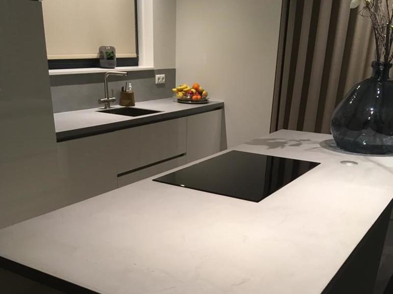keuken aanrechtblad beton cire
