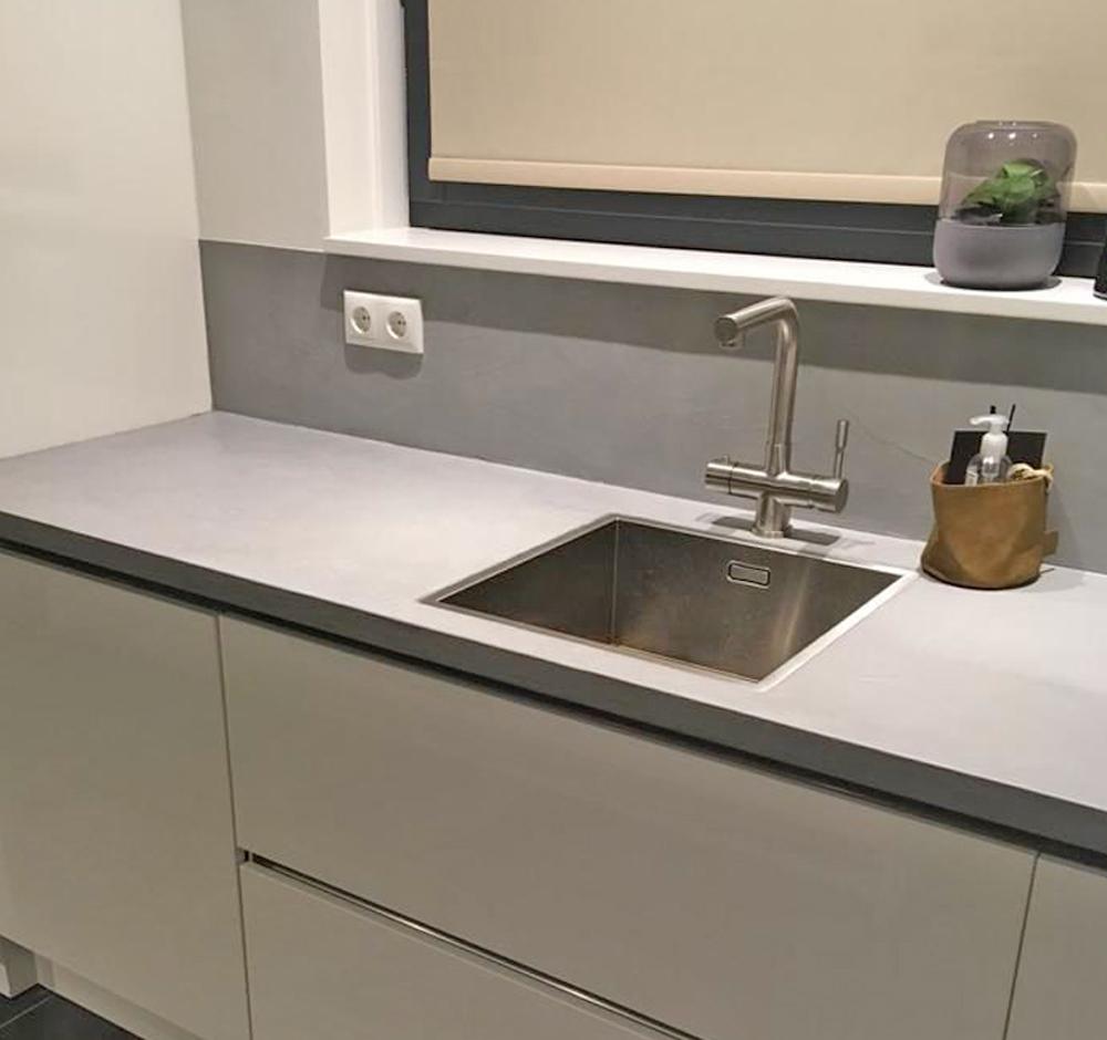 aanrechtblad keuken beton